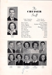 Page 10, 1950 Edition, Shelby High School - Cruiser Yearbook (Shelby, NC) online yearbook collection