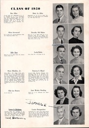 Page 13, 1950 Edition, Shelby High School - Cruiser Yearbook (Shelby, NC) online yearbook collection