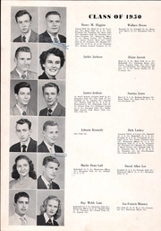 Page 16, 1950 Edition, Shelby High School - Cruiser Yearbook (Shelby, NC) online yearbook collection