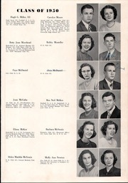 Page 17, 1950 Edition, Shelby High School - Cruiser Yearbook (Shelby, NC) online yearbook collection