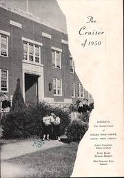 Page 5, 1950 Edition, Shelby High School - Cruiser Yearbook (Shelby, NC) online yearbook collection