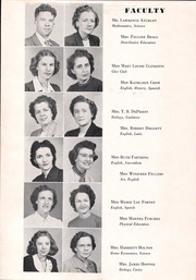 Page 8, 1950 Edition, Shelby High School - Cruiser Yearbook (Shelby, NC) online yearbook collection