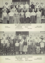 Page 54, 1955 Edition, Shelby High School - Cruiser Yearbook (Shelby, NC) online yearbook collection
