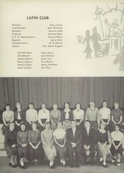 Page 62, 1955 Edition, Shelby High School - Cruiser Yearbook (Shelby, NC) online yearbook collection