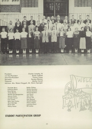 Page 64, 1955 Edition, Shelby High School - Cruiser Yearbook (Shelby, NC) online yearbook collection