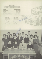 Page 66, 1955 Edition, Shelby High School - Cruiser Yearbook (Shelby, NC) online yearbook collection