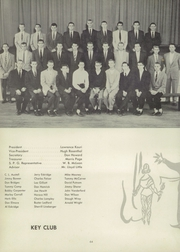 Page 68, 1955 Edition, Shelby High School - Cruiser Yearbook (Shelby, NC) online yearbook collection