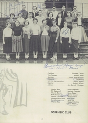 Page 69, 1955 Edition, Shelby High School - Cruiser Yearbook (Shelby, NC) online yearbook collection