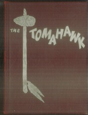 1954 Edition, West Mecklenburg High School - Tomahawk Yearbook (Charlotte, NC)