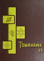 1969 Edition, West Mecklenburg High School - Tomahawk Yearbook (Charlotte, NC)