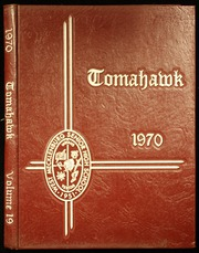 1970 Edition, West Mecklenburg High School - Tomahawk Yearbook (Charlotte, NC)