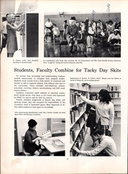 Page 12, 1970 Edition, West Mecklenburg High School - Tomahawk Yearbook (Charlotte, NC) online yearbook collection