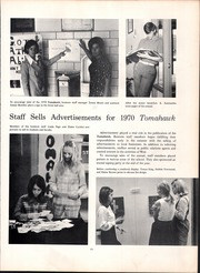 Page 17, 1970 Edition, West Mecklenburg High School - Tomahawk Yearbook (Charlotte, NC) online yearbook collection