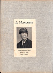Page 6, 1970 Edition, West Mecklenburg High School - Tomahawk Yearbook (Charlotte, NC) online yearbook collection