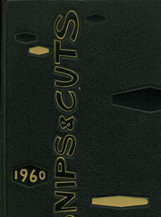 1960 Edition, Garinger High School - Snips and Cuts Yearbook (Charlotte, NC)