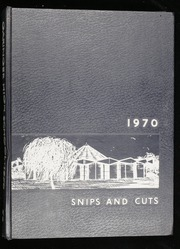 Garinger High School - Snips and Cuts Yearbook (Charlotte, NC) online yearbook collection, 1970 Edition, Page 1