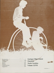 Page 5, 1976 Edition, Garinger High School - Snips and Cuts Yearbook (Charlotte, NC) online yearbook collection