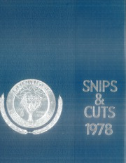 Garinger High School - Snips and Cuts Yearbook (Charlotte, NC) online yearbook collection, 1978 Edition, Page 1