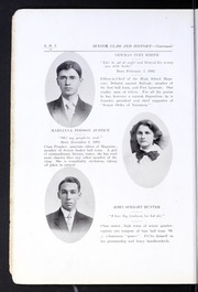 Page 18, 1909 Edition, Grimsley High School - Whirligig Yearbook (Greensboro, NC) online yearbook collection
