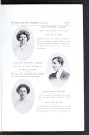 Page 21, 1909 Edition, Grimsley High School - Whirligig Yearbook (Greensboro, NC) online yearbook collection