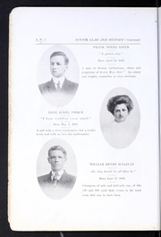 Page 22, 1909 Edition, Grimsley High School - Whirligig Yearbook (Greensboro, NC) online yearbook collection