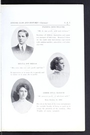Page 23, 1909 Edition, Grimsley High School - Whirligig Yearbook (Greensboro, NC) online yearbook collection
