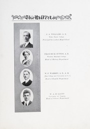 Page 17, 1914 Edition, Grimsley High School - Whirligig Yearbook (Greensboro, NC) online yearbook collection