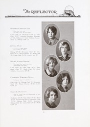 Page 13, 1928 Edition, Grimsley High School - Whirligig Yearbook (Greensboro, NC) online yearbook collection