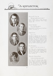 Page 14, 1928 Edition, Grimsley High School - Whirligig Yearbook (Greensboro, NC) online yearbook collection