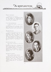Page 15, 1928 Edition, Grimsley High School - Whirligig Yearbook (Greensboro, NC) online yearbook collection