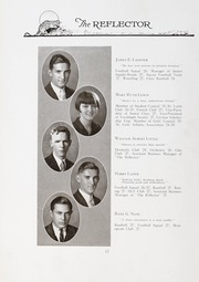 Page 16, 1928 Edition, Grimsley High School - Whirligig Yearbook (Greensboro, NC) online yearbook collection