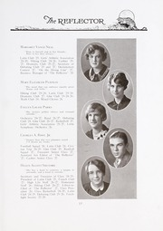 Page 17, 1928 Edition, Grimsley High School - Whirligig Yearbook (Greensboro, NC) online yearbook collection