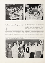 Page 18, 1956 Edition, Grimsley High School - Whirligig Yearbook (Greensboro, NC) online yearbook collection