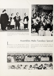 Page 20, 1956 Edition, Grimsley High School - Whirligig Yearbook (Greensboro, NC) online yearbook collection