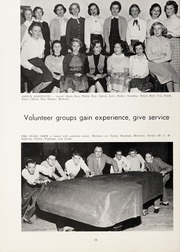Page 22, 1956 Edition, Grimsley High School - Whirligig Yearbook (Greensboro, NC) online yearbook collection