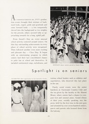 Page 28, 1956 Edition, Grimsley High School - Whirligig Yearbook (Greensboro, NC) online yearbook collection