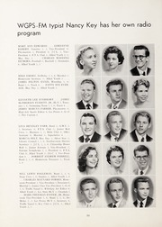 Page 90, 1956 Edition, Grimsley High School - Whirligig Yearbook (Greensboro, NC) online yearbook collection