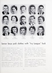 Page 97, 1956 Edition, Grimsley High School - Whirligig Yearbook (Greensboro, NC) online yearbook collection