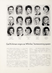 Page 98, 1956 Edition, Grimsley High School - Whirligig Yearbook (Greensboro, NC) online yearbook collection
