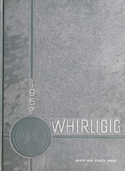 1957 Edition, Grimsley High School - Whirligig Yearbook (Greensboro, NC)