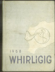 1958 Edition, Grimsley High School - Whirligig Yearbook (Greensboro, NC)