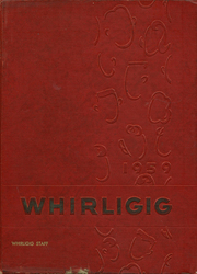 1959 Edition, Grimsley High School - Whirligig Yearbook (Greensboro, NC)