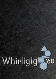 1960 Edition, Grimsley High School - Whirligig Yearbook (Greensboro, NC)