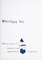 Page 7, 1960 Edition, Grimsley High School - Whirligig Yearbook (Greensboro, NC) online yearbook collection