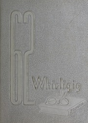 1962 Edition, Grimsley High School - Whirligig Yearbook (Greensboro, NC)