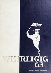 1963 Edition, Grimsley High School - Whirligig Yearbook (Greensboro, NC)