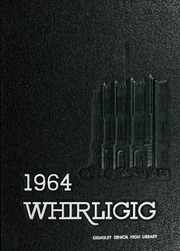 1964 Edition, Grimsley High School - Whirligig Yearbook (Greensboro, NC)