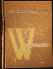 1967 Edition, Grimsley High School - Whirligig Yearbook (Greensboro, NC)