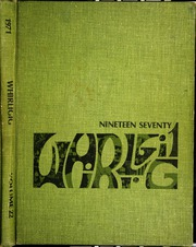 1971 Edition, Grimsley High School - Whirligig Yearbook (Greensboro, NC)