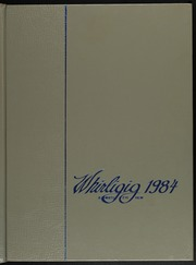 1984 Edition, Grimsley High School - Whirligig Yearbook (Greensboro, NC)